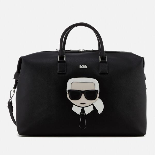 Ikonik backpack - Black Karl Lagerfeld f5N25