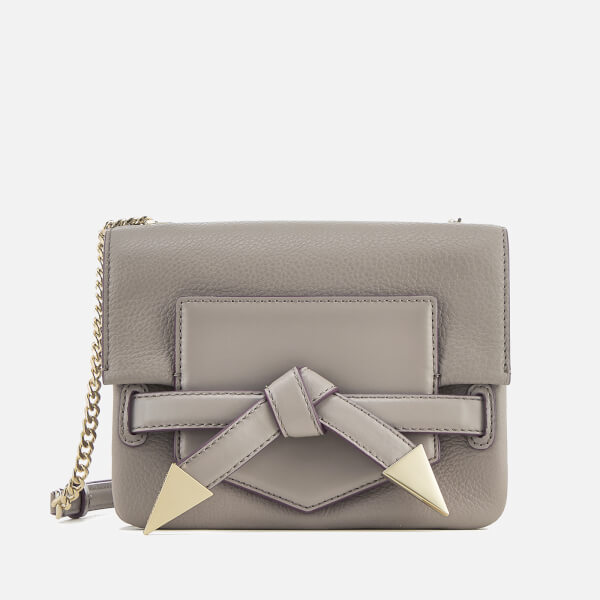 Karl Lagerfeld Women's K/Rocky Bow Cross Body Bag - Sand Stone
