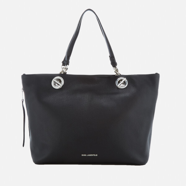 Karl Lagerfeld Women's K/Kool Hobo Bag - Black
