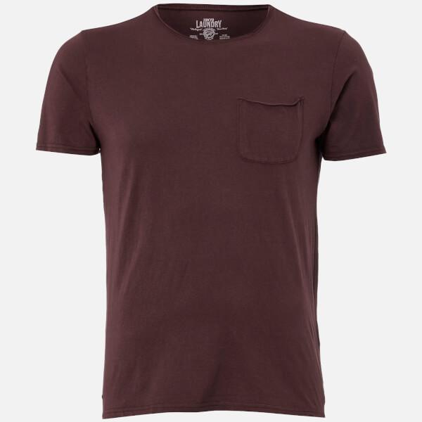Tokyo Laundry Men's Hella Cotton Jersey T-Shirt - Wine Tasting
