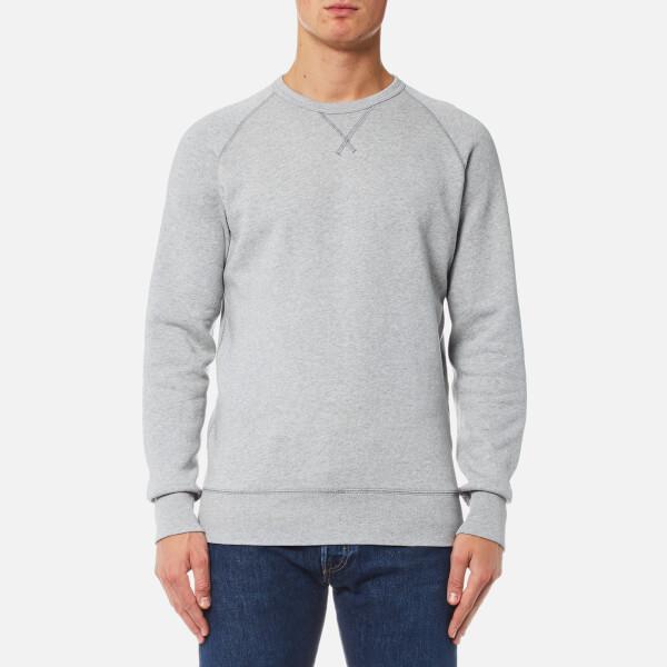 Levi's Men's Original Crew 3 Sweatshirt - Medium Grey Heather