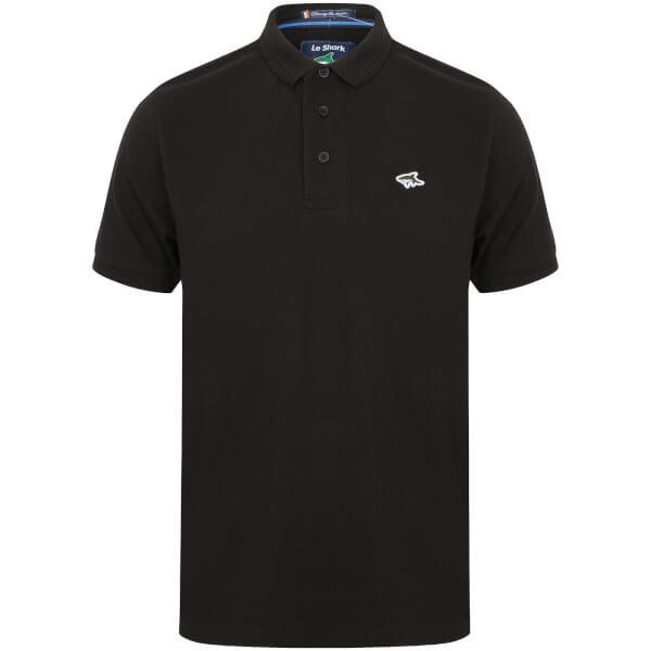Le Shark Men's Halkin Polo Shirt - Black