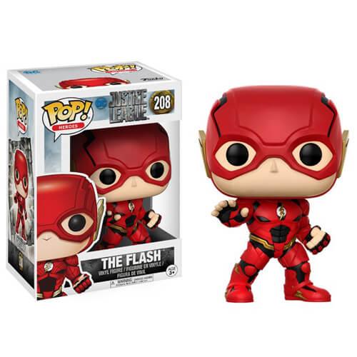 Justice League The Flash Pop! Vinyl Figure