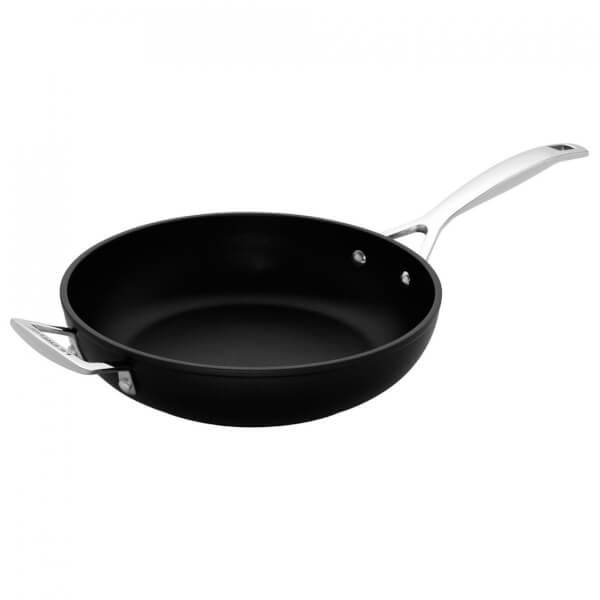 Le Creuset Toughened Non-Stick Deep Frying Pan - 26cm