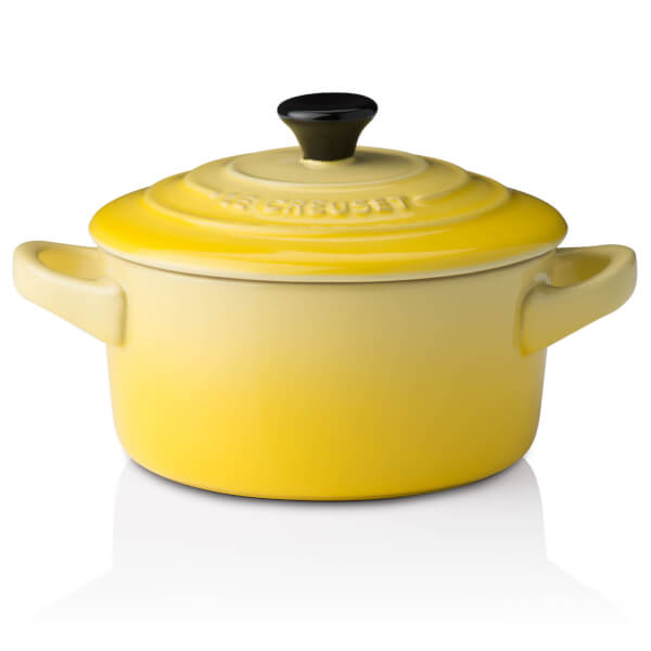 Le Creuset Stoneware Petite Casserole Dish - Soleil