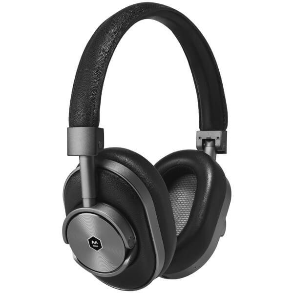 Master and Dynamic MW60 Wireless Over Ear Headphone - Gunmetal/Black