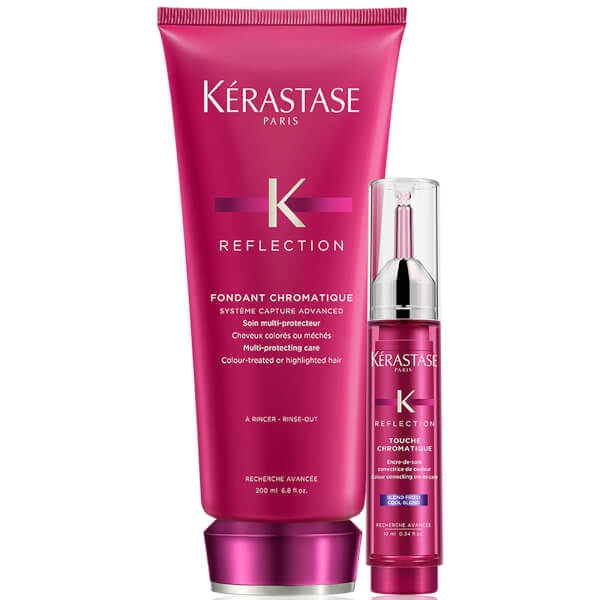 Kérastase Reflection Fondant Chromatique 200ml & Touche Chromatique - Cool Blonde 10ml