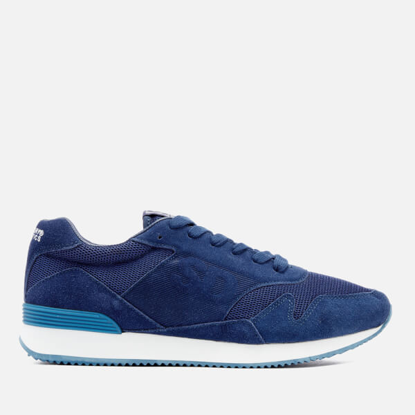 Superdry Men's Superdry Athletics Runner Trainers - Navy/Cobalt