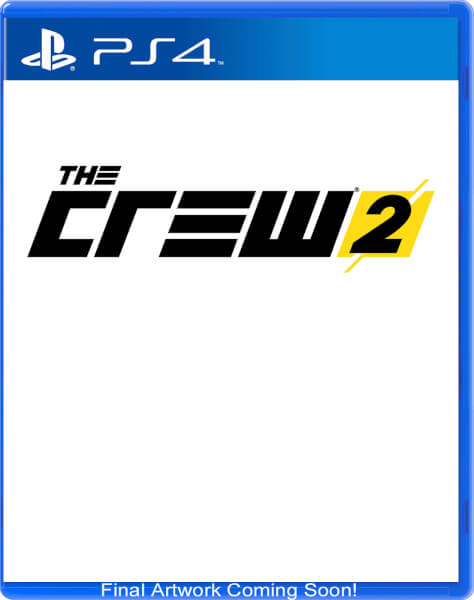 the crew 2 ps4. Black Bedroom Furniture Sets. Home Design Ideas