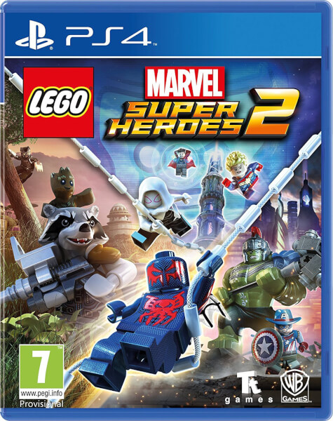 marvel lego super heroes 2