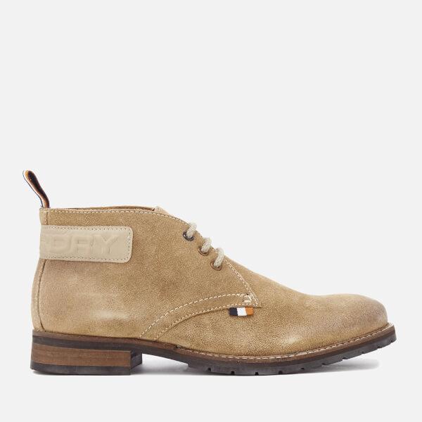 Superdry Men's Ryan Desert Boots - Sand