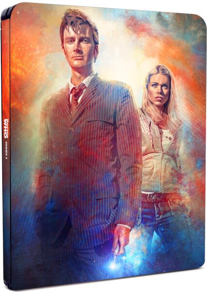 Doctor Who Saison 2 - Steelbook Édition Limitée