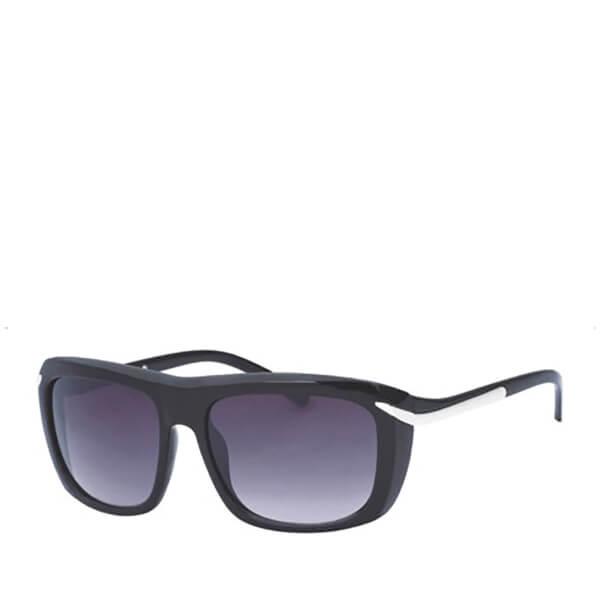 Men's Square Sunglasses - Black