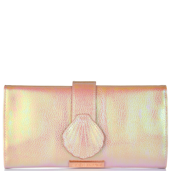 Spectrum Collections Oyster Brush Roll Bag