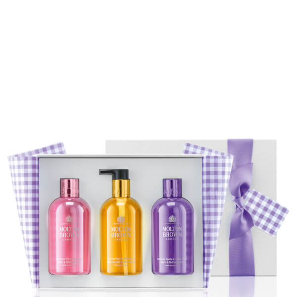 Molton Brown The Perfect Picnic Bathing & Hand Gift Trio
