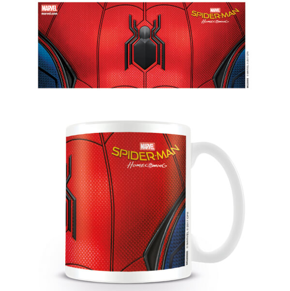 Spider-Man Homecoming Coffee Mug (Chest)