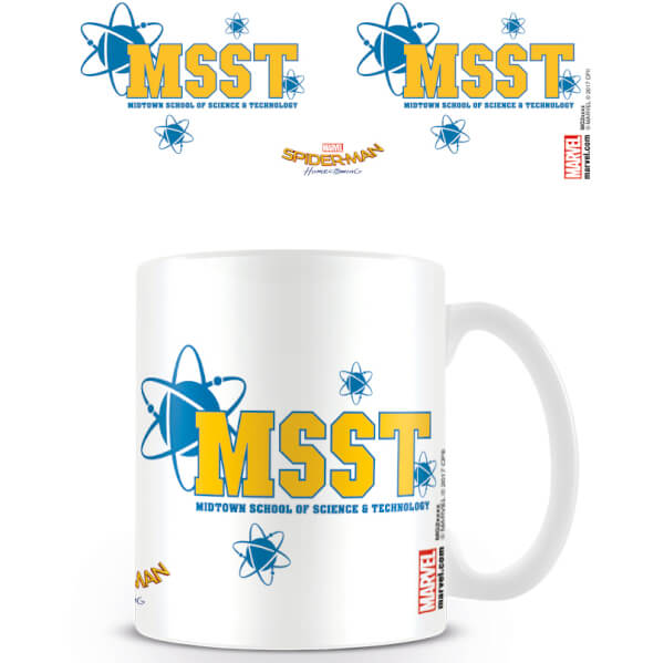 Spider-Man Homecoming Coffee Mug (Msst)