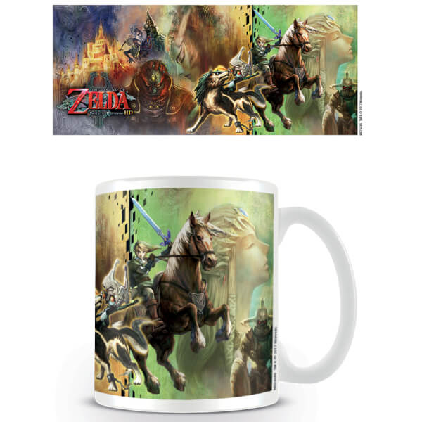 The Legend of Zelda: Twilight Princess HD Coffee Mug