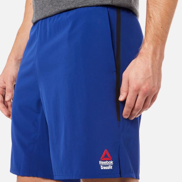 Reebok Men's CrossFit Super Nasty Speed II Board Shorts - Deep Cobalt Blue:  Image 4