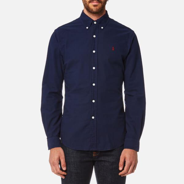 czech ralph lauren shirt navy blue uk 8ea02 9a531 1b28073e0317