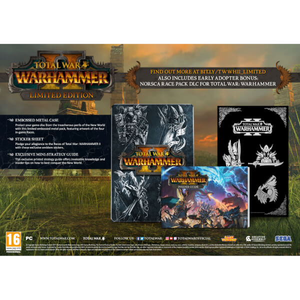 Total War Warhammer 2 Limited Edition