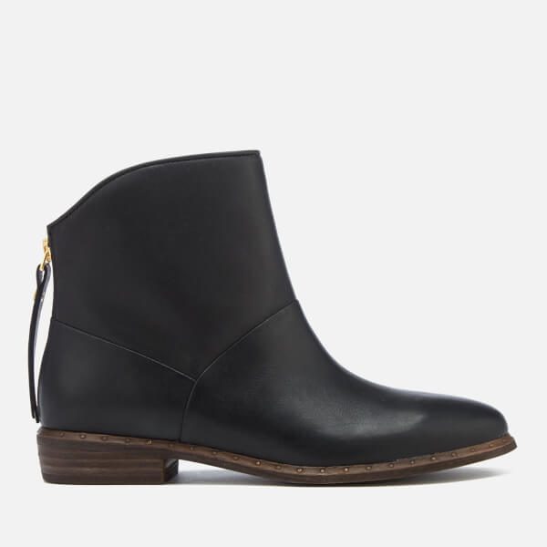 UGG Women's Bruno Leather Ankle Boots - - UK 4.5 eTP05Xc