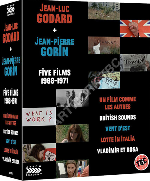 jean luc godards weekend as didactic La chinoise (the chinese) is a phase of revolutionary maoist-collectivist didactic films with jean-pierre gorin and the jean-luc godard et la chinoise- an.
