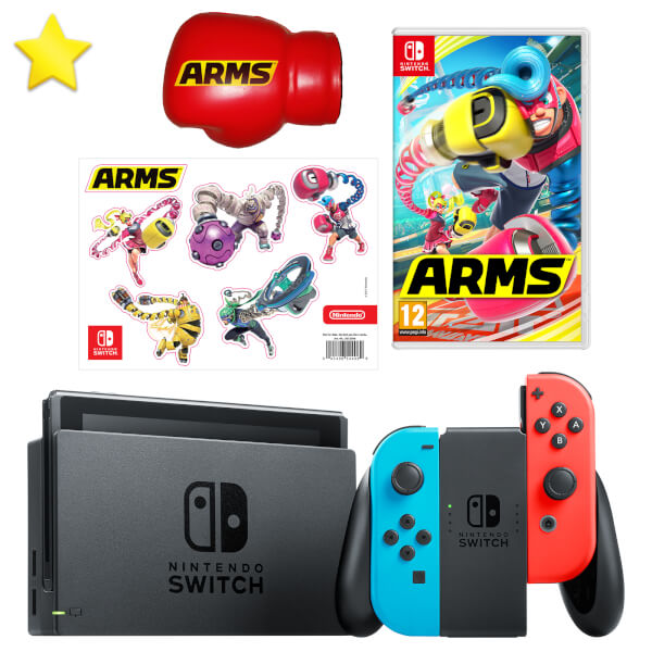 nintendo switch knockout pack nintendo official uk store. Black Bedroom Furniture Sets. Home Design Ideas