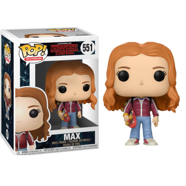 figurine pop stranger things