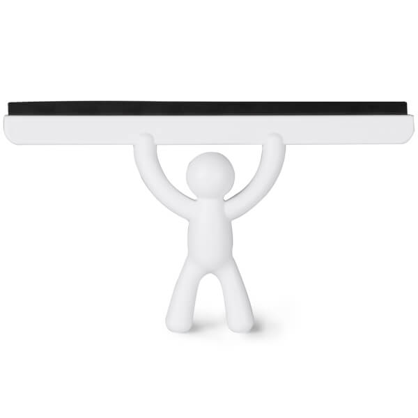 Umbra Buddy Squeegee - White