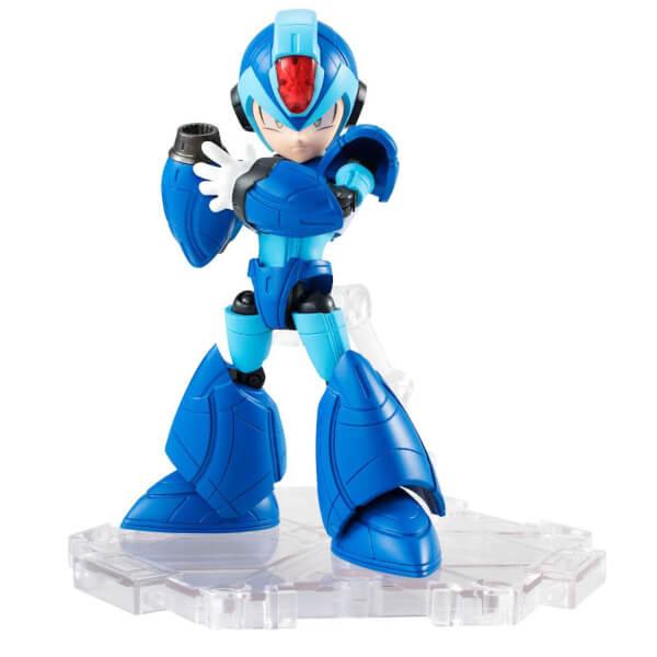 Figurine Mega Man X NXEDGE Style Rockman X 10 cm