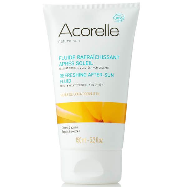 Acorelle Organic Refreshing After Sun Fluid 150ml