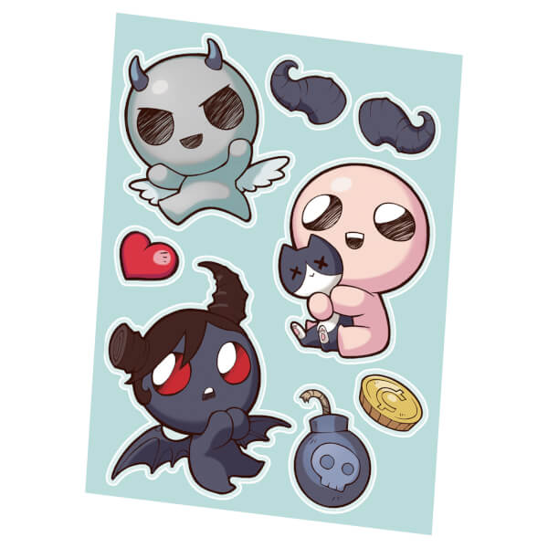 The Binding Of Isaac: The Binding Of Isaac: Afterbirth+