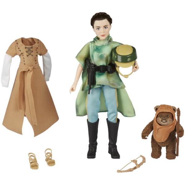 Hasbro Star Wars Forces of Destiny Endor Adventure Action Figures Pack