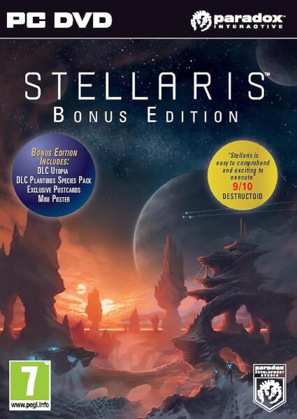 Stellaris Bonus Edition