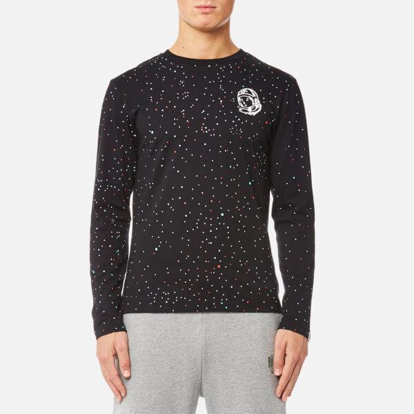 565f4fed203b Billionaire Boys Club Men s Galaxy Long Sleeve T-Shirt - Black Mens ...