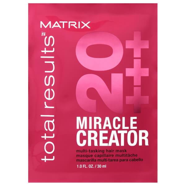 Matrix Total Results Miracle Creator Multi-Tasking Hair Mask 1 oz