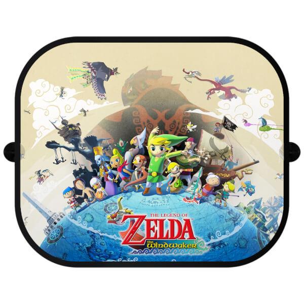 Nintendo The Legend Of Zelda The Windwaker Sunshades (pack of 2)