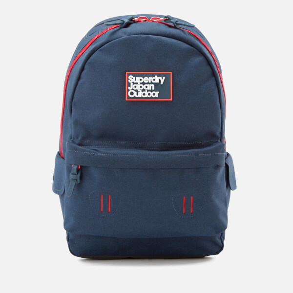 Superdry Men's Super Trinity Montana Bag - Navy Grit