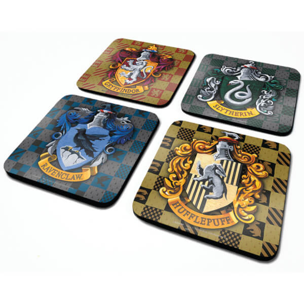 Harry Potter Coaster Set
