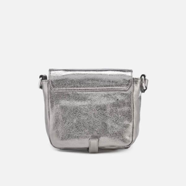 748a207c4e3c6 McQ Alexander McQueen Women s Loveless Mini Cross Body Bag - Steel  Image 2