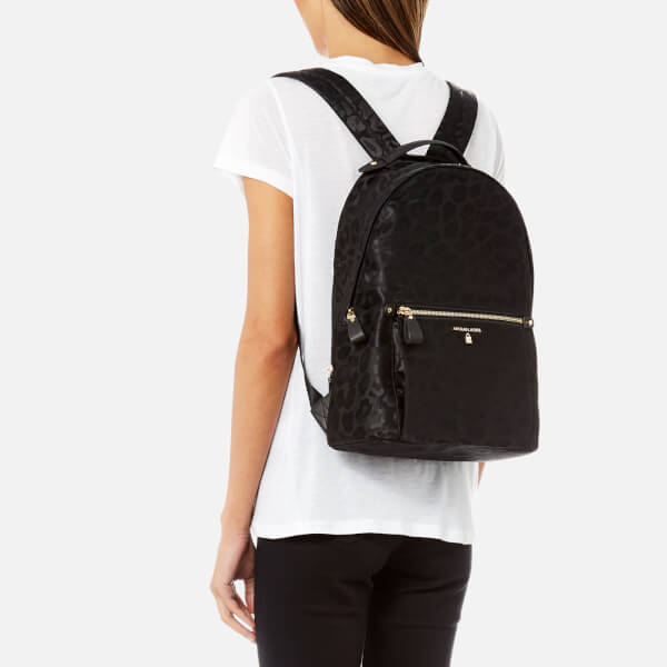 54654c91870689 MICHAEL MICHAEL KORS Women's Kelsey Large Backpack - Black: Image 3