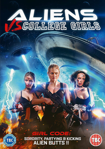 Aliens vs College Girls
