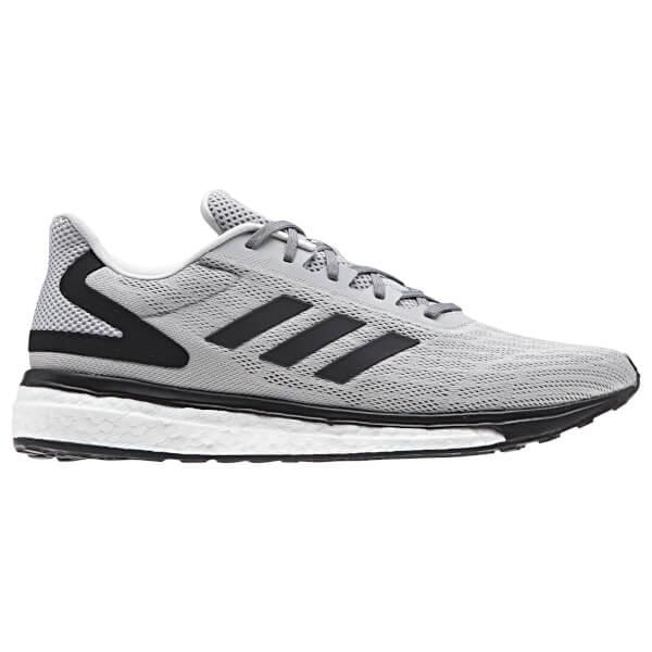 Adidas hombre 's Response Light corriendo zapatos GRIS hombre  Footwear