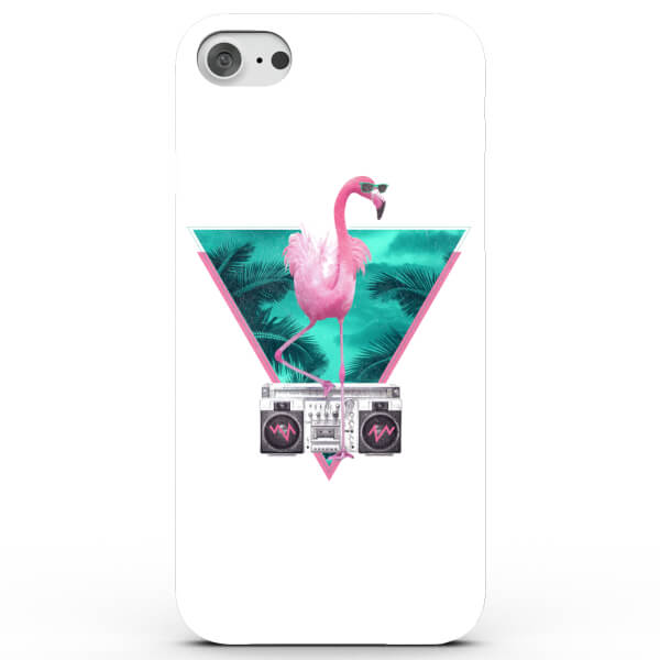 Miami Flamingo Phone Case for iPhone & Android - 4 Colours