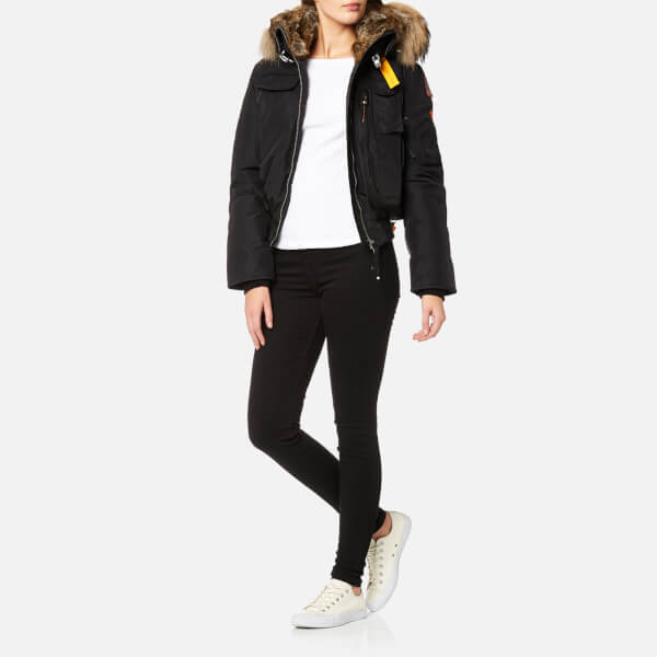 Parajumpers Women's Gobi Masterpiece Coat - Black: Image 3