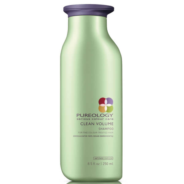 Pureology Clean Volume Colour Care Shampoo 250ml