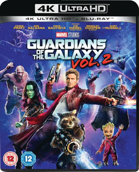 Guardians of the Galaxy Vol.2 - 4K Ultra HD