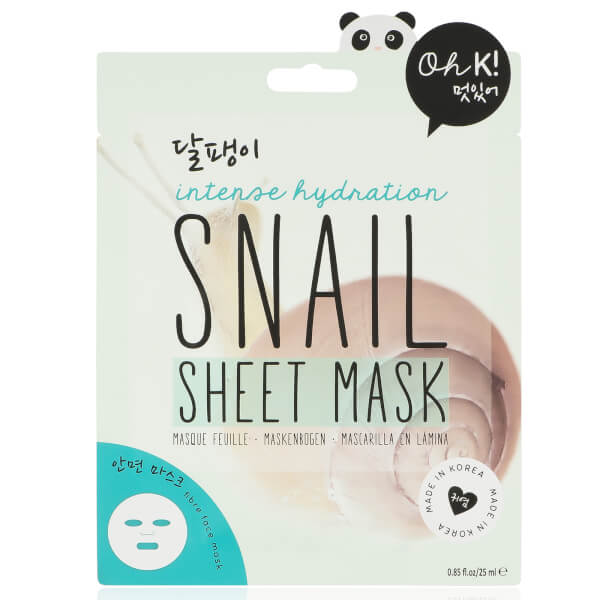 Oh K! Snail Sheet Mask 25ml