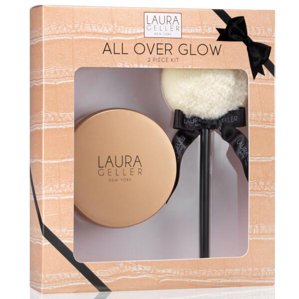 Laura Geller All Over Glow 2 Piece Kit (Worth £35)